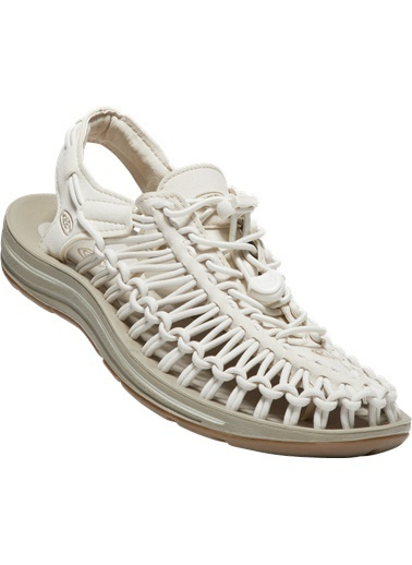 Keen Keen Uneek Kadın Sandalet Beyaz Beyaz